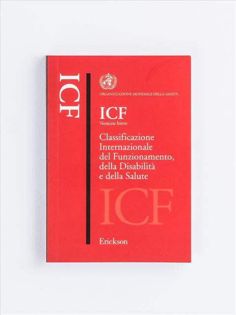 ICF versione breve - Disabilità intellettiva - Erickson
