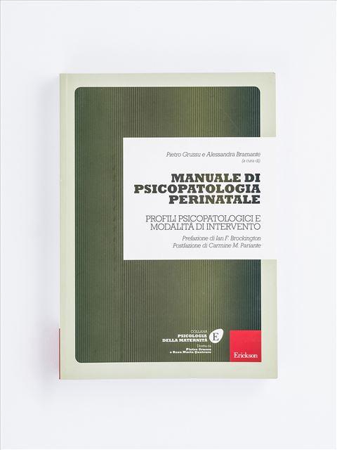 Manuale di psicopatologia perinatale - Psicologia clinica - Erickson