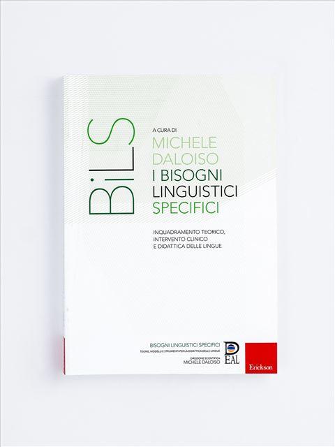 I Bisogni Linguistici Specifici - Concorsi per docenti: libri e corsi per la preparazione - Erickson