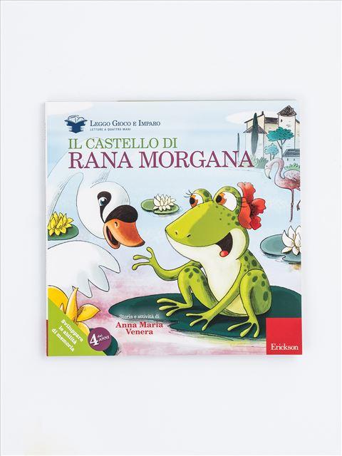 Il castello di Rana Morgana - Memoria attenzione e concentrazione - Erickson