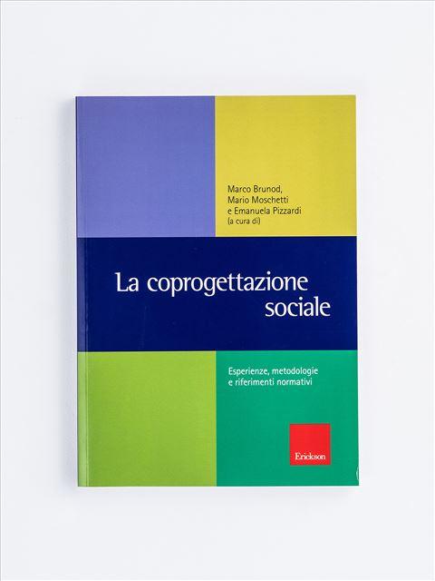 La coprogettazione sociale - Remainders - Erickson
