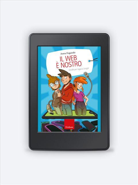 Il web è nostro - Libri - Erickson 3