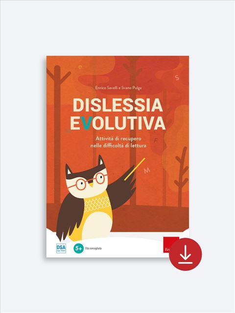 Dislessia evolutiva - App e software - Erickson 3
