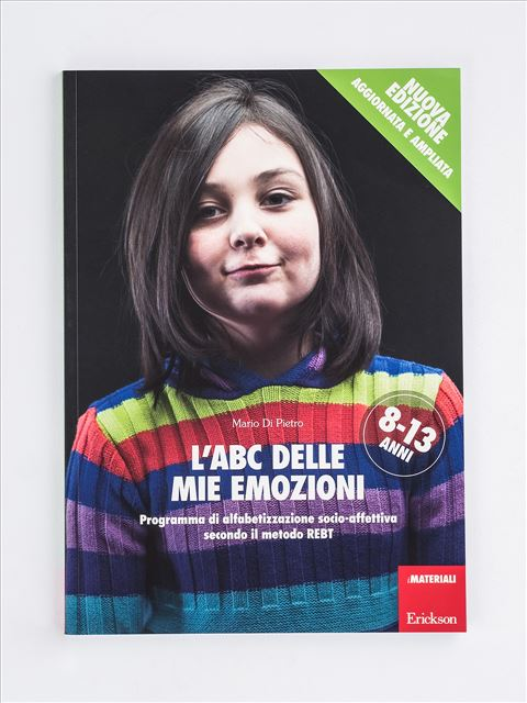 L'ABC delle mie emozioni - 8-13 anni - App e software per Scuola, Autismo, Dislessia e DSA - Erickson