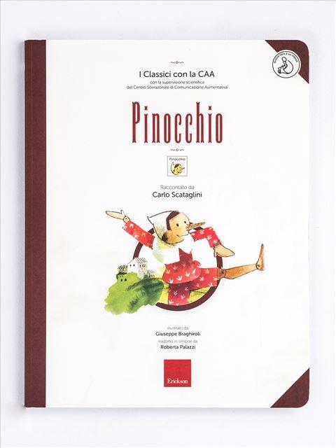 I Classici con la CAA - Pinocchio - Giornata Mondiale Autismo | Il coronavirus spiegato ai bambini