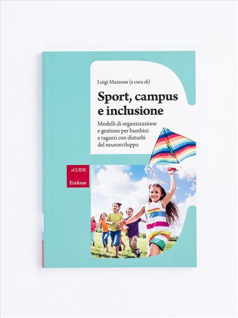Sport, campus e inclusione - Remainders - Erickson
