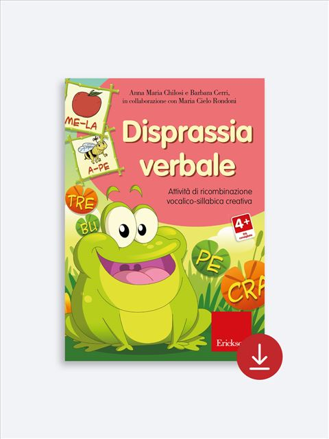 Disprassia verbale Download - Erickson Eshop
