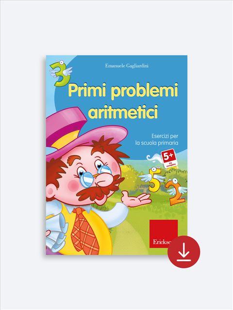 Primi problemi aritmetici - App e software per Scuola, Autismo, Dislessia e DSA - Erickson