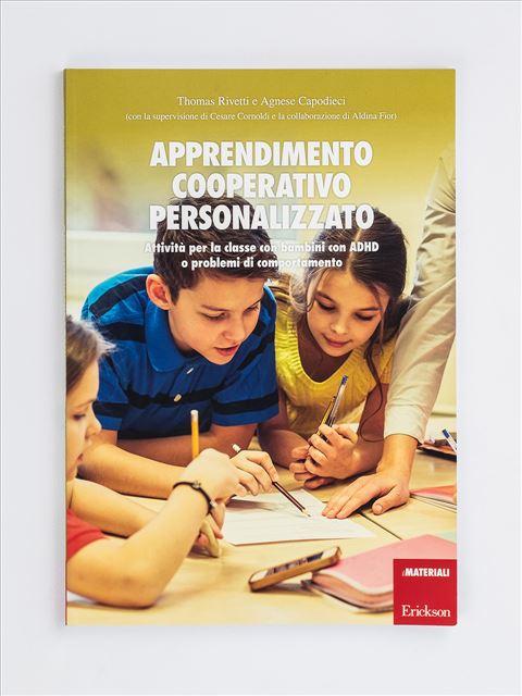 Apprendimento cooperativo personalizzato - Disturbo oppositivo provocatorio - Erickson