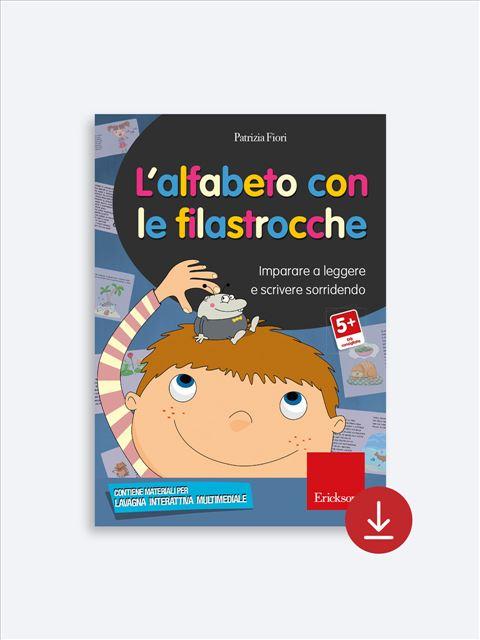 L'alfabeto con le filastrocche - App e software per Scuola, Autismo, Dislessia e DSA - Erickson 2