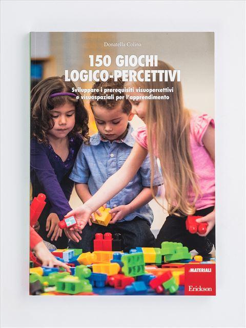 150 giochi logico-percettivi - Memoria - Erickson