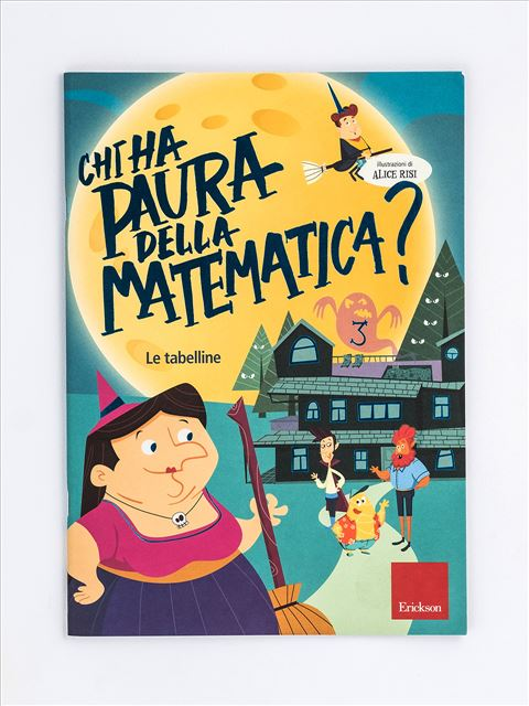 Chi ha paura della matematica? - Volume 3 - Procedure di calcolo orale - Erickson