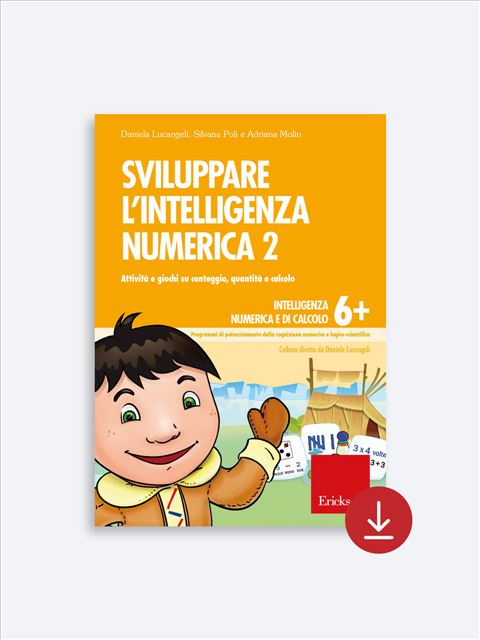 Sviluppare l'intelligenza numerica 2 - Procedure di calcolo orale - Erickson 2