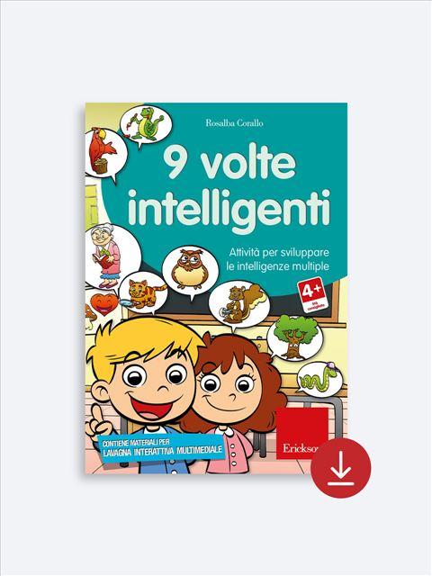 9 volte intelligenti - App e software per Scuola, Autismo, Dislessia e DSA - Erickson 2