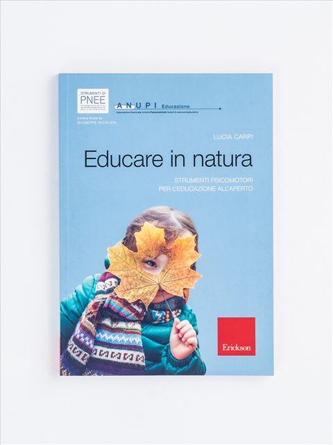 Educare in natura - Metodologie - Erickson