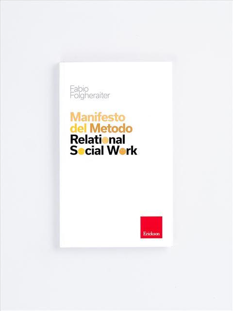 Manifesto del Metodo RSW - Assistente sociale - Erickson