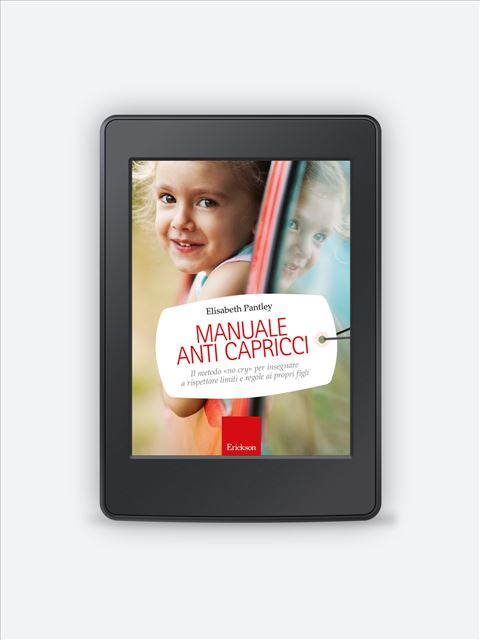 Manuale anti capricci Ebook - ePub2 - Erickson Eshop