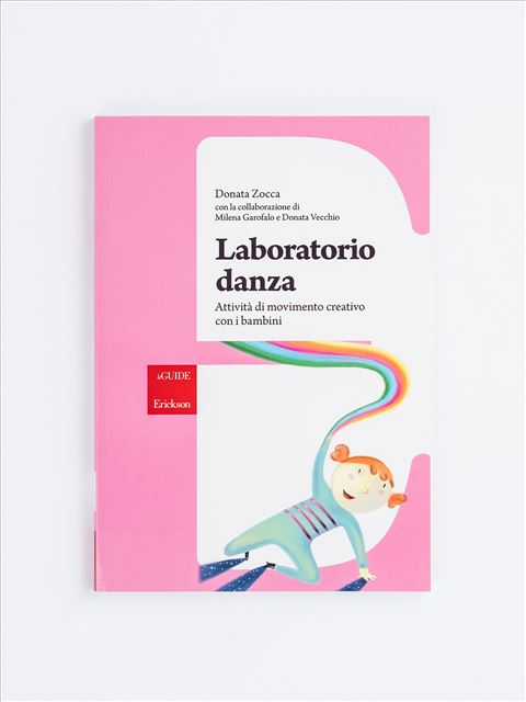 Laboratorio danza - Libri - Erickson