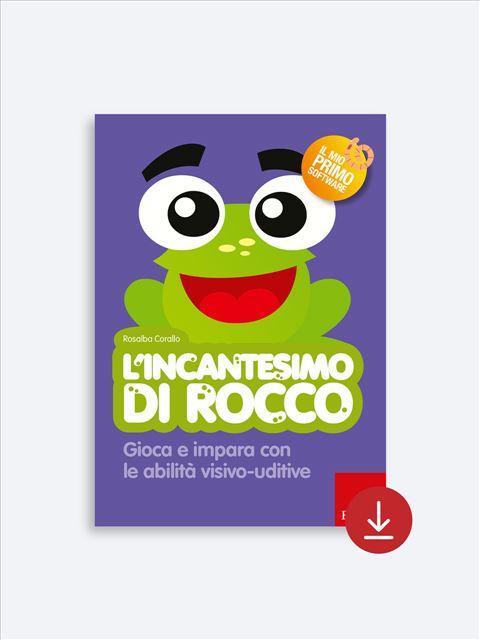 L'incantesimo di Rocco - App e software per Scuola, Autismo, Dislessia e DSA - Erickson 2