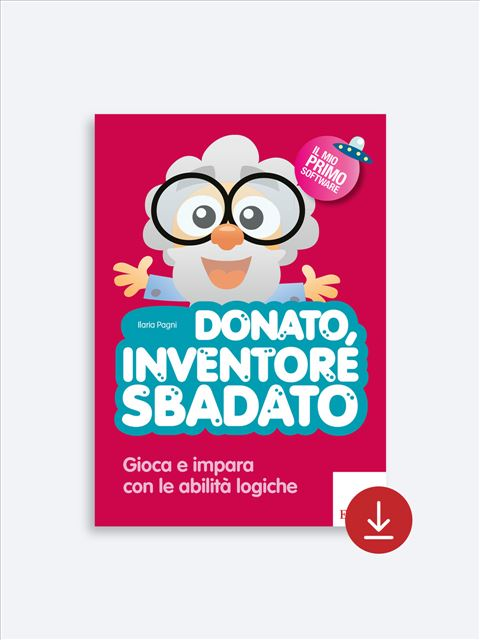 Donato, inventore sbadato Download - Erickson Eshop