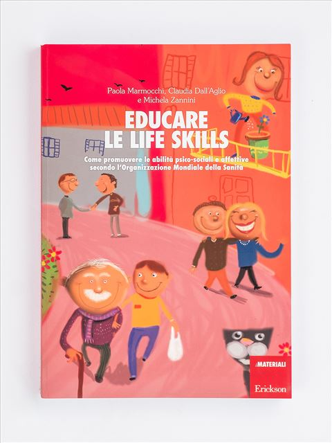 Educare le Life Skills - realtà - Erickson