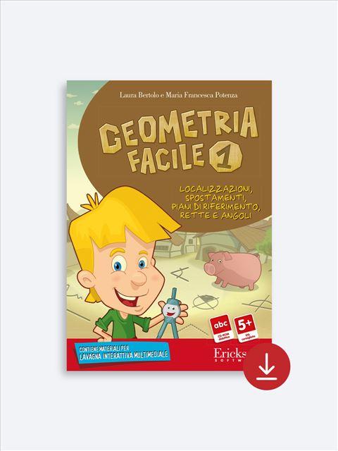 Geometria facile 1 - Geometria - Erickson
