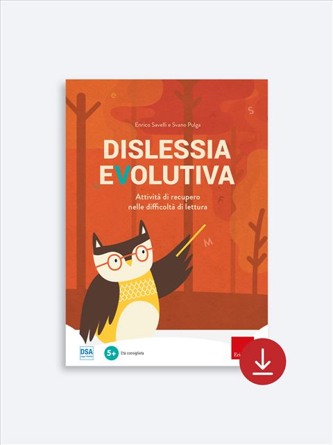 Dislessia evolutiva - App e software - Erickson 5
