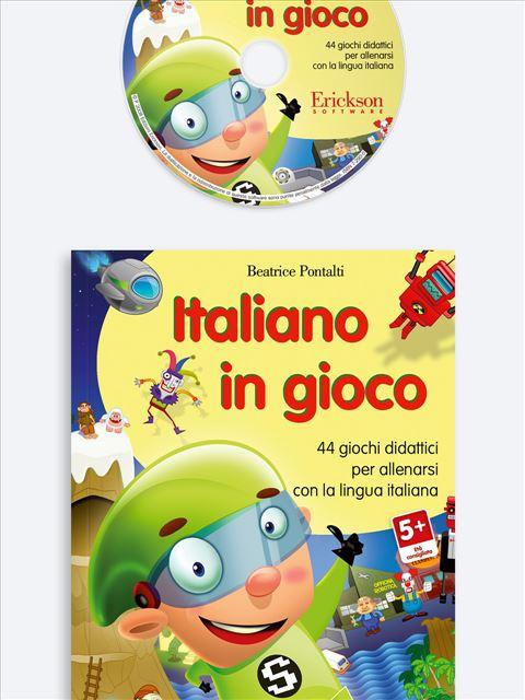 Italiano in gioco - Italiano L2 - Erickson