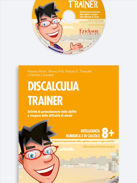 Discalculia trainer - Procedure di calcolo orale - Erickson