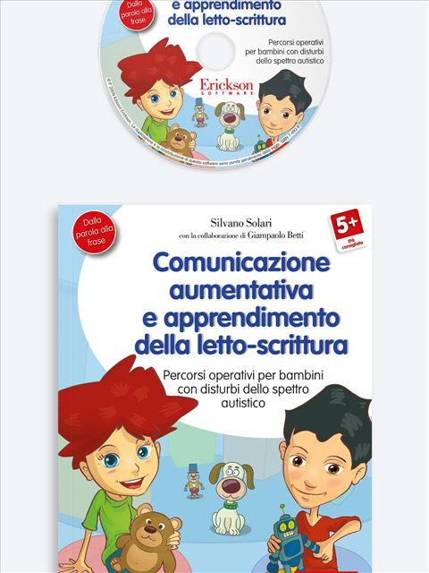 Comunicazione aumentativa  e apprendimento della letto-scrittura - Comunicazione Aumentativa e Alternativa - Erickson