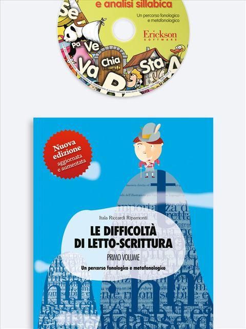 Le difficoltà di letto-scrittura - Volume 1 - Libri - Strumenti - Erickson 7