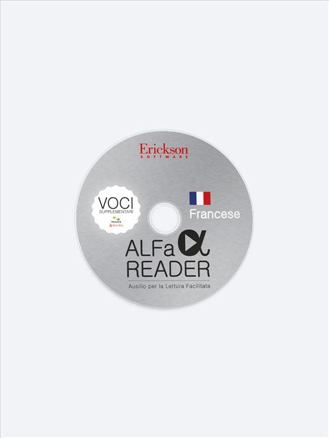 ALFa READER 3 - Strumenti compensativi e dispensativi per i BES - Erickson