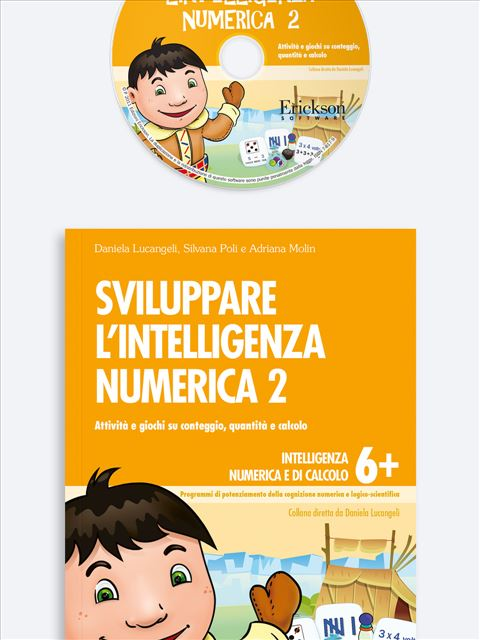 Sviluppare l'intelligenza numerica 2 - Procedure di calcolo orale - Erickson