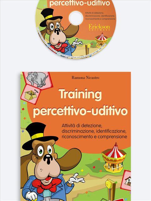Training percettivo-uditivo - Medico - Erickson