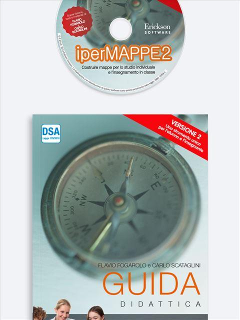IperMAPPE 2 Kit (Cd-Rom + Guida) - Erickson Eshop