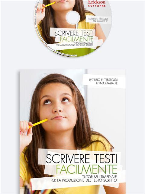 Scrivere Testi Facilmente - Produzione del testo e scrittura creativa - Erickson