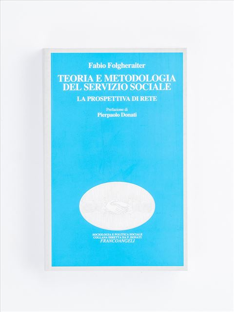 Teoria e metodologia del servizio sociale - Libri - Erickson