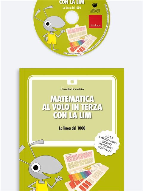Matematica al volo in terza con la LIM Kit (Libro + Cd-Rom) - Erickson Eshop