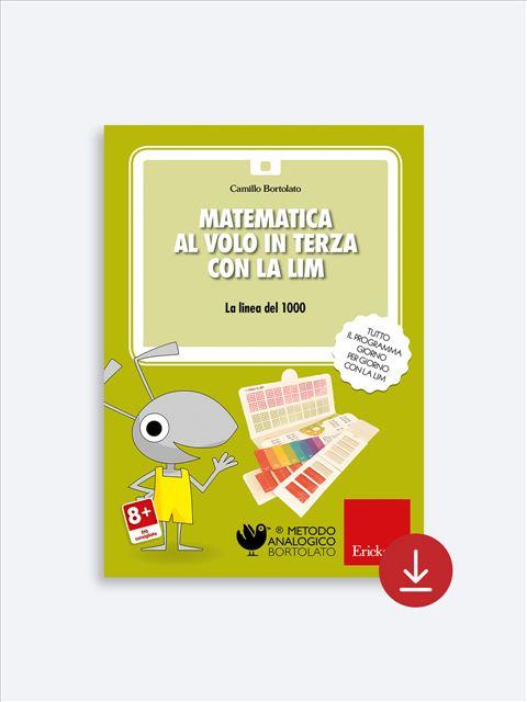 Matematica al volo in terza con la LIM - Libri - App e software - Erickson 4