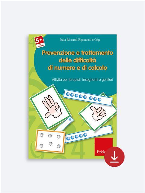 Prevenzione e trattamento delle difficoltà di numero e di calcolo - App e software per Scuola, Autismo, Dislessia e DSA - Erickson 3