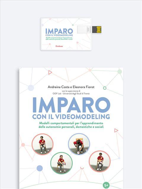 Imparo con il videomodeling Professional - App e software per Scuola, Autismo, Dislessia e DSA - Erickson 2