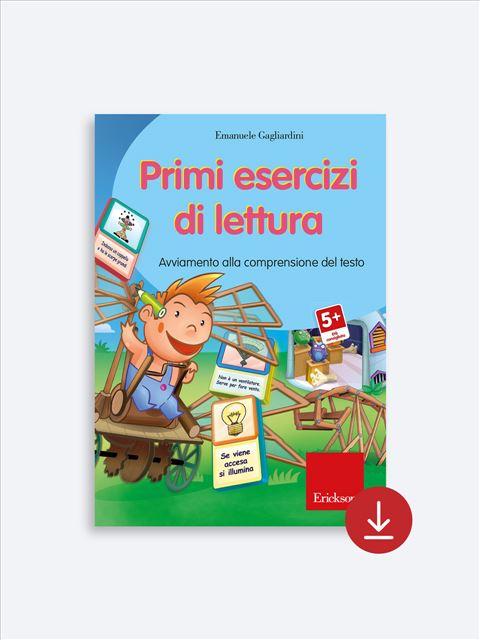 Primi esercizi di lettura - App e software per Scuola, Autismo, Dislessia e DSA - Erickson 2