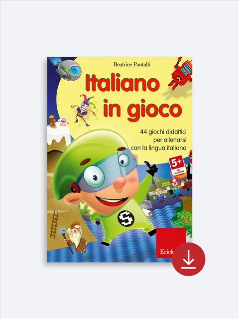 Italiano in gioco - Italiano L2 - Erickson 2