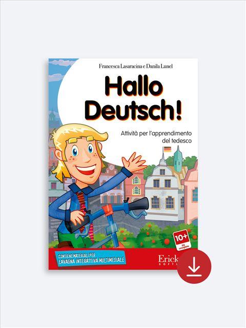 Hallo Deutsch! - App e software per Scuola, Autismo, Dislessia e DSA - Erickson 2