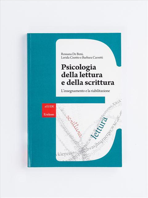 Psicologia della lettura e della scrittura - Sincronizzare la personalità - Libri - Erickson
