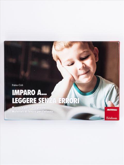 Imparo a... leggere senza errori - L'apprendista lettore - Libri - App e software - Erickson