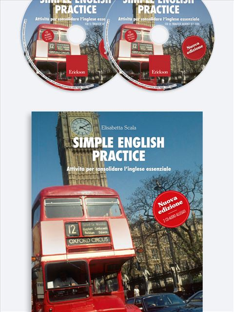 Simple English Practice - I Bisogni Linguistici Specifici - Libri - Erickson