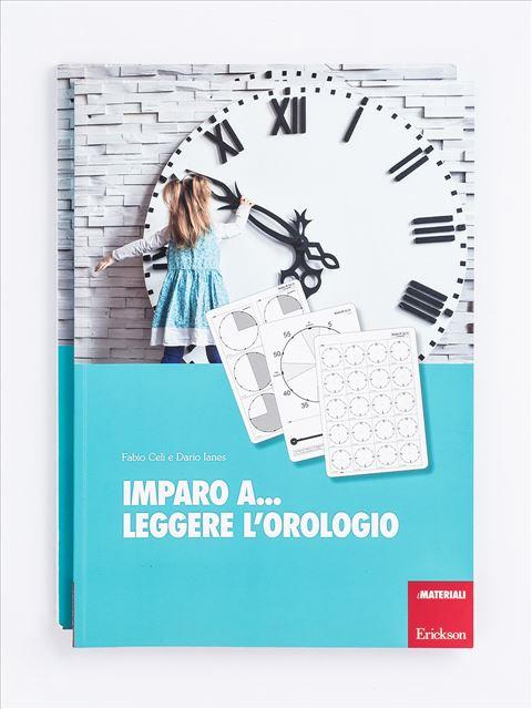 Imparo a... leggere l'orologio - Abilità cognitive - Erickson