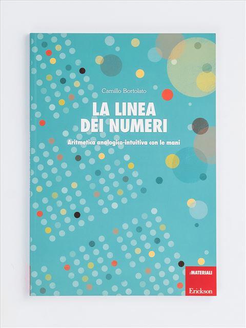 La linea dei numeri - Camillo Bortolato - Erickson