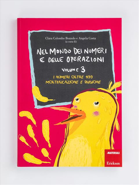 Nel mondo dei numeri e delle operazioni - Volume 3 Libro - Erickson Eshop